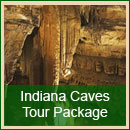 Corydon Indiana Hotel Cave Tour Package